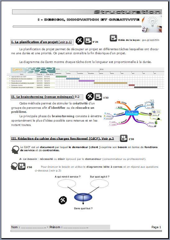theme1 structuration des connaissances 3eme